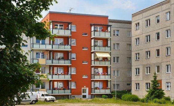 Dachsanierung in Pultdachbauweise (in Burg) 1