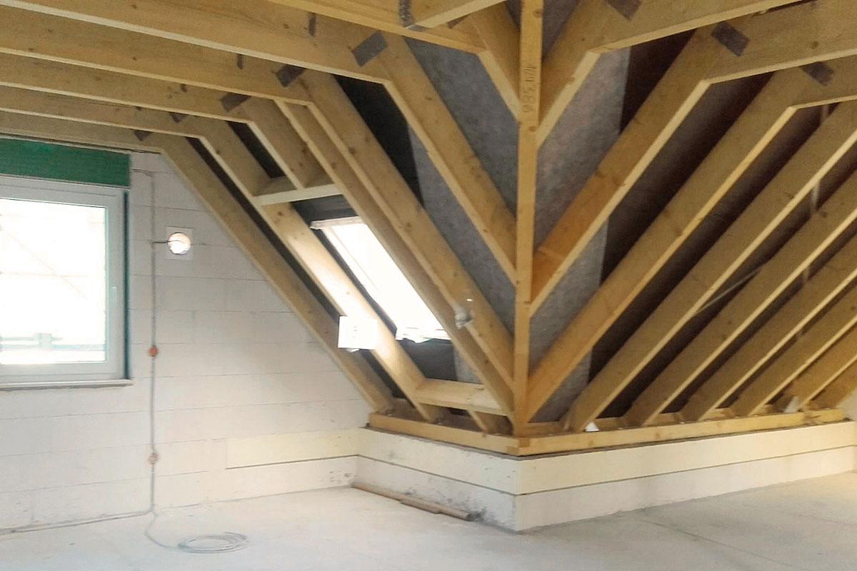 massarbeit dachkonstruktion in oranienburg