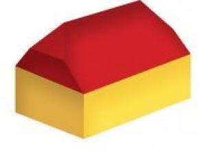 Dachkonstruktion Krueppelwalmdach
